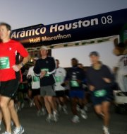 2008 Houston Half Marathon