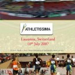 2007 Lausanne Super Grand Prix - Athletissima