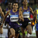 Leo Finishes season 3rd in Diamond League Standings