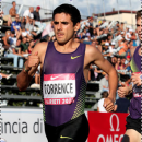 David Torrence Sets Personal Best in Rieti, Italy