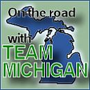 On the road with Team Michigan GS &amp; JH Teams