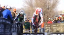 Todd Wells Barriers Crash! USGP #6 Ft. Collins by Boulder Video