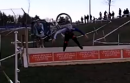 Justin Lindine CRASH! VERGE Baystate Cyclocross