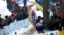 Cyclocross World Cup Heusden Zolder 2010 - Final 2 laps (snow)