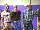 Super Cop, Popeye, Cowboy