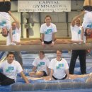 Photos from adult gymnastics classes around the co