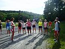 Take the First Step Running Camp