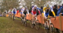 Cyclocross World Cup Pont-Chteau 2010 - Final 2 laps