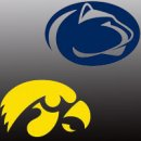 Iowa at Penn State