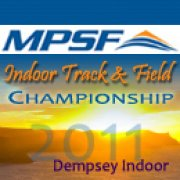 2011 MPSF Indoor Track &amp; Field Championship