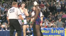State Tournament finals: James Green, Willingboro defeats Nick Alpher, Paramus 145lb