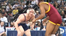 State Tournament finals: Ryan Harrington, Mendham defeats Jadaen Bernstein, Voorhees 160lb