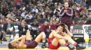 State Tournament finals: Anthony Perrotti, West Essex defeats B.J. Clagon, Toms River South 130lb