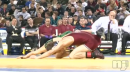 State Tournament finals: Robert Deutsch, Eastern defeats Troy Heilmann, South Plainfield 119lb