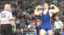 State Tournament finals: Christian Barber, Westfield defeats, Devin Geoghegan, Brearley 152lb