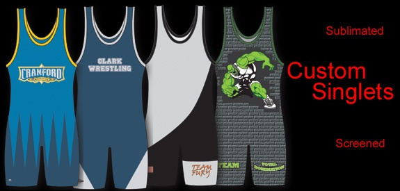 Sublimated & Screened Singlets
