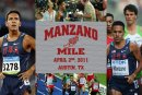 Leo Manzano invites you to the 2011 Manzano Mile!