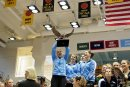 UNC GYMNASTICS EAGL HIGHLIGHT FILM 2011
