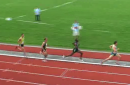 Alan Webb American Record Mile Video 3:46.91