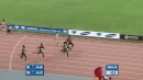 Calvin Smith wins men's 400m Diamond League Shanghai 2011