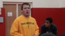 Terry Brands Being Offensive Minded