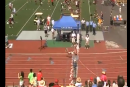 West Virginia Boys 800 3A Final (Jacob Burcham 1:54 State Record and sweet dive!)