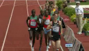 Men's 2 Mile 2011 Prefontaine Classic (Lagat)