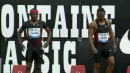 Men&#039;s 100 meters 2011 Prefontaine Classic (Mullings 9.80)