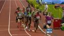 Women&#039;s 800 2011 Prefontaine Classic (Kenia Sinclair over Caster Semenya)