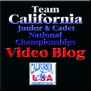 Team California Junior &amp; Cadet National Championships Video Blog