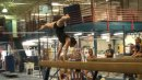 Chellsie Memmel 2011 Beam Routine