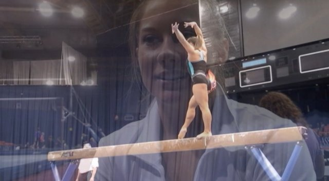 Shawn Johnson Comeback at 2011 CoverGirl Classic