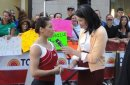 US Gymnasts Sacramone, Horton, and Wieber Appear on Today Show