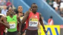 David Rudisha beats Kaki in 800m - Diamond League London 2011