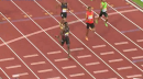 Kirani James runs WL in 400m - Diamond League London 2011