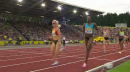 Jenny Meadows wins 800m over Sinclair - Diamond League London 2011