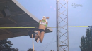 Jenn Suhr wins pole vault - Diamond League London 2011