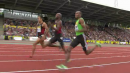 Leo Manzano, Lagat in Emsley Carr Mile - Diamond League London 2011