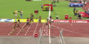 Carmelita Jeter wins 100m - Diamond League London 2011
