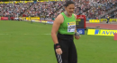 Valerie Adams dominates shot put - Diamond League London 2011