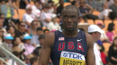 LaShawn Merritt runs 44.35 world lead in 400m - 2011 Track Worlds