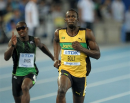 Usain Bolt impresses in opening heat of 100m - 2011 Track Worlds