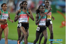 Vivian Cheruiyot wins women's 10,000m - 2011 Track & Field Worlds