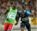 Kirani James stuns Merritt for 400m gold - 2011 Track &amp; Field Worlds