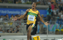 Yohan Blake wins 100m gold after Bolt DQ - 2011 Track &amp; Field Worlds