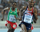 Jeilan catches Farah for 10,000m gold - 2011 Track & Field Worlds
