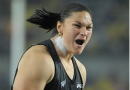 Valerie Adams wins shot put gold - 2011 Track &amp; Field Worlds