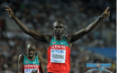 Rudisha wins gold in 800m - 2011 Track &amp; Field Worlds