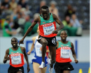 Race: Ezekiel Kemboi wins steeplechase gold - 2011 Track &amp; Field Worlds