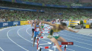 Race: Dai Greene wins 400mH gold - 2011 Track &amp; Field Worlds